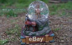 2005 The Chronicles of Narnia Snow Globe By Disney Direct & Walden Media (MINT)