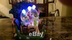 Alice in Wonderland Snow Globe