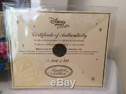Bedknobs & Broomsticks Disney Snowglobe