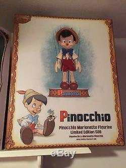 Disney Pinocchio Marionette Limited Edition Of 500 Perfect Condition