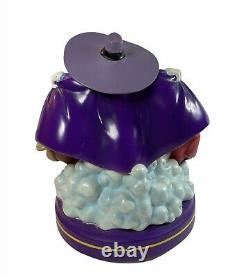 Darkwing Duck Light Up Musical Vintage Snow Globe Plays Beethoven 5th