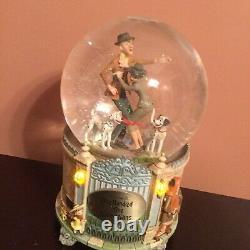 Disney 101 Dalmatian Snow Globe Lights Up