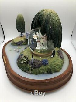 Disney 40th Anniversary Mary Poppins Musical Snowglobe By Jody Daily (RARE)