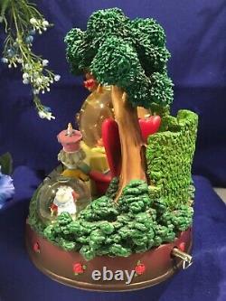 Disney Alice In Wonderland Snow Globe Awesome Globe With Original Box
