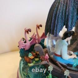 Disney Ariel The Little Mermaid Kiss The Girl Snow Globe RARE
