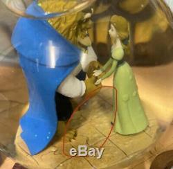 Disney Beauty Amd The Beast Snow Globe