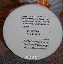 Disney Cinderella Hanging Snow Globe and Vine Stand