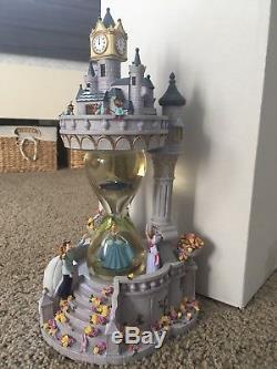 Disney Cinderella Hourglass Snowglobe