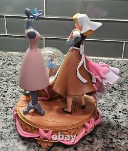 Disney Cinderella Mini Snow globe