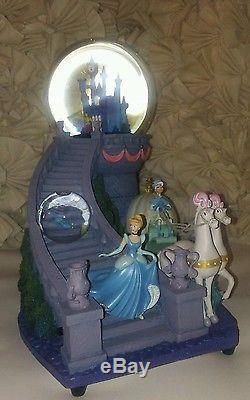 Disney Cinderella Snow Globe