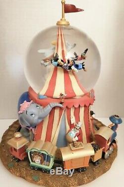 Disney Dumbo Snow Globe VHTF Rare