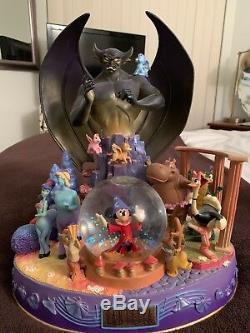 Disney Fantasia 70th Anniversary Snowglobe
