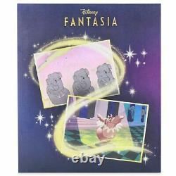 Disney Fantasia 80th Anniversary Figure Snow Globe Mickey Mouse Limited Edition