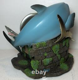 Disney Finding Nemo Shark Fish Are Friends Snow Globe