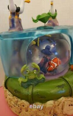 Disney Finding Nemo Snow Globe Rare