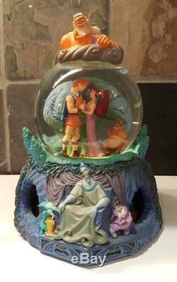Disney Hercules Snowglobe