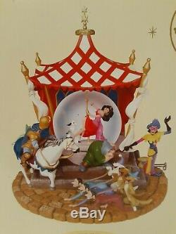 Disney Hunchback Of Notre Dame Snow Globe (Rare Limited Edition 521 of 750)