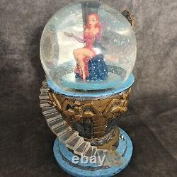 Disney Jessica Rabbit Who Framed Roger Rabbit 14in Snow Globe