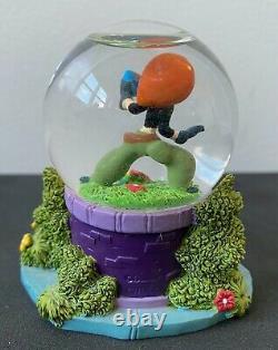 Disney Kim Possible Mini Snow Globe-rare