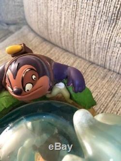 Disney Lilo And Stitch Snow Globe Rare Excellent Condition 2005
