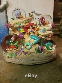Disney Little Mermaid Ariel Snow globe