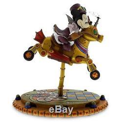 Disney Minnie Mouse Steam Punk Figure King Arthur Carrousel Fantasyland