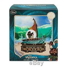 Disney Moana Snowglobe