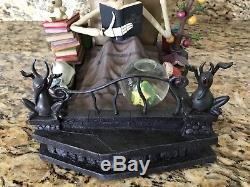 Disney Nightmare Before Christmas Bedtime Jack Skellington Snow Globe (Rare)