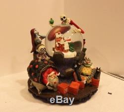 Disney Nightmare Before Christmas Snow Globe- Rare item #464476719406