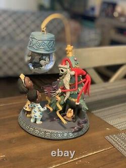 Disney Nightmare before Christmas Snow Globe Ornament (New, Open box)