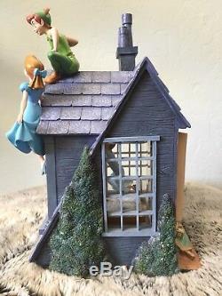 Disney Peter Pan Snow Globe