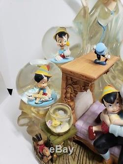 Disney Pinocchio Snowglobe