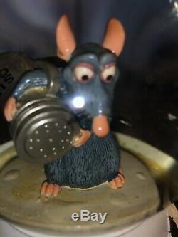 Disney Pixar Ratatoullie Snowglobe EXTREMELY RARE