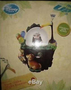 Disney Pixar UP Snow Globe MINT IN BOX! -No Reserve