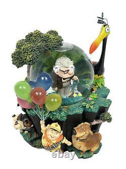 Disney Pixar Up Snow Globe Please Read The Description Rare HTF