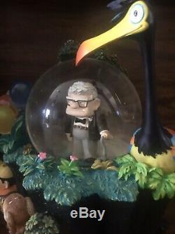 Disney Pixar Up Snow Globe READ Extremely RARE Snowglobe