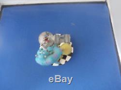 Disney Pixar With Snowglobe