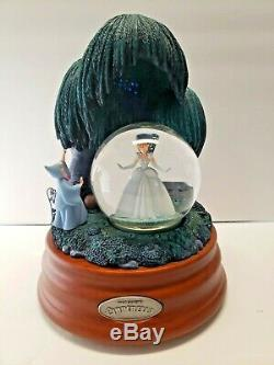 Disney Princess Cinderella 55th Anniversary Snow Globe New