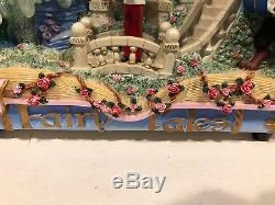 Disney Princess Vintage Fairy Tales Triple Princess Snowglobe Share A Dream