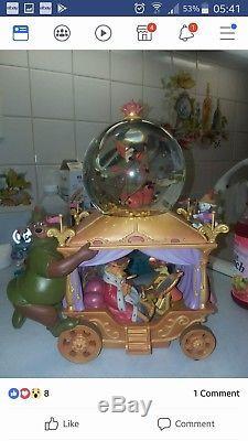 Disney Robin Hood Snowglobe