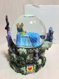 Disney Sleeping Beauty 46568 Mini Snow Globe with Phillip & Maleficent Snowglobe