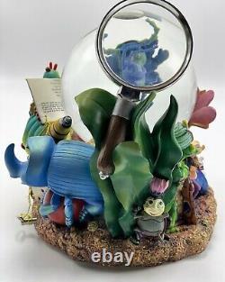 Disney Snow Globe A Bugs Life Musical 1998 A Bugs Life Song Randy Newman