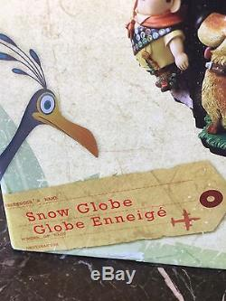 Disney Snow Globe From The Pixar Movie UP
