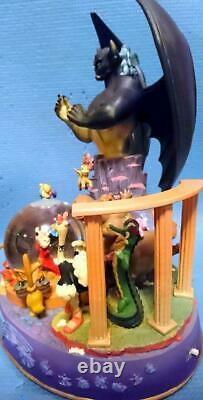 Disney Snow Globe Music Box 70th Anniversary Fantasia Super Rare Japan