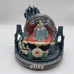 Disney So This Is Love Cinderella Vintage Snow Globe
