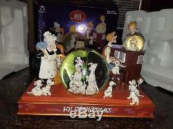 Disney Store 101 Dalmatians Large Snow Globe