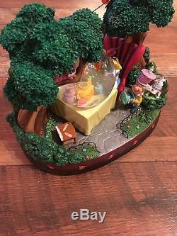 Disney Store Alice in Wonderland Mad Hatter's Tea Party NEW Unbirthday RARE