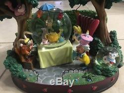 Disney Store Alice in Wonderland Mad Hatter's Tea Party Unbirthday Song RARE