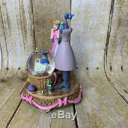 Disney Store Cinderella Lovely Dress For Cinderelly Snow Globe FLAW