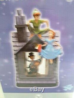 Disney Store Disney Peter Pan Snow Globe